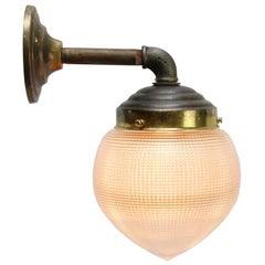 Brass Vintage 1920s Dentist Scones Wall Lights