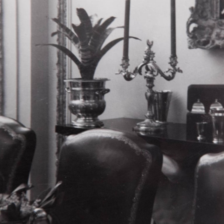 Brassai Black and White Photography of an Interior, circa 1936 For Sale 3