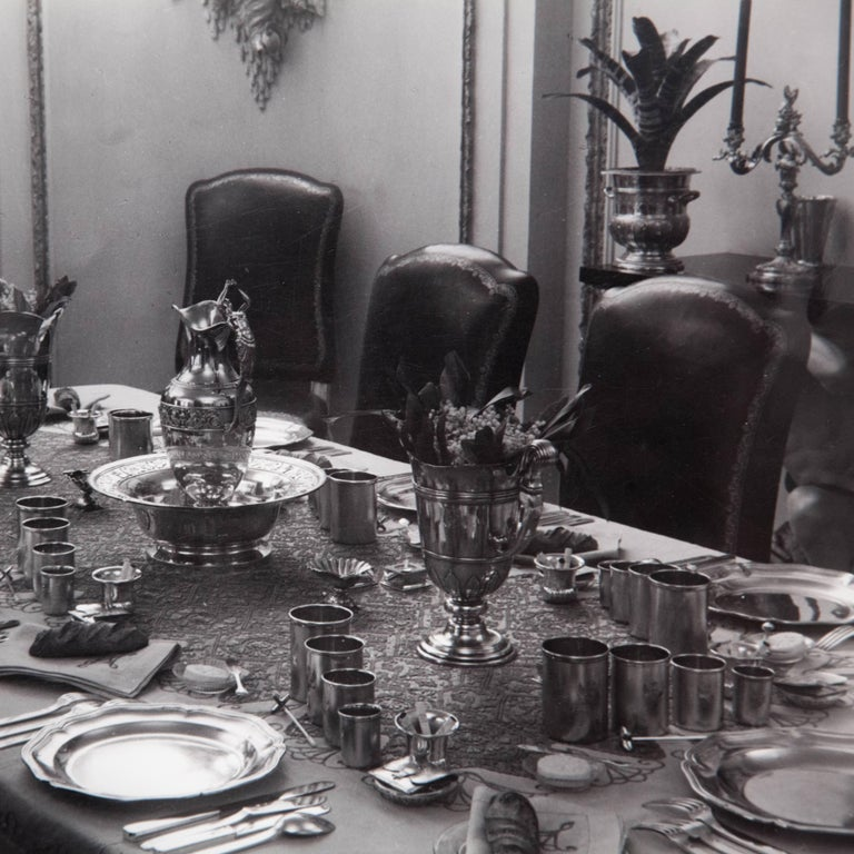Brassai Black and White Photography of an Interior, circa 1936 For Sale 1