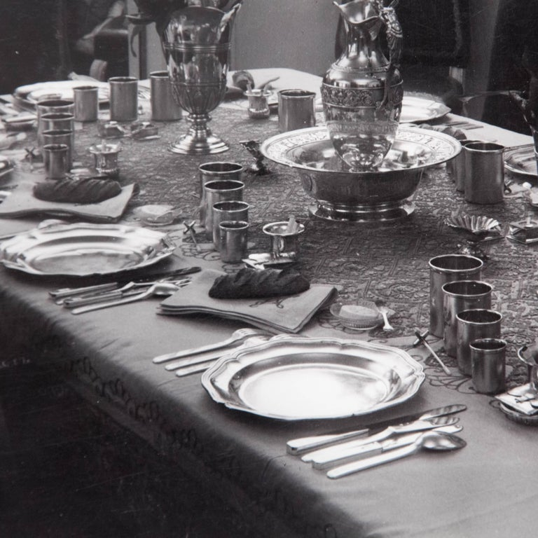 Brassai Black and White Photography of an Interior, circa 1936 For Sale 2