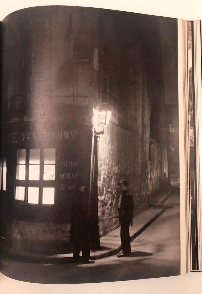 Mid-Century Modern Brassai, the Secret Paris of the 1930s, Signed For Sale