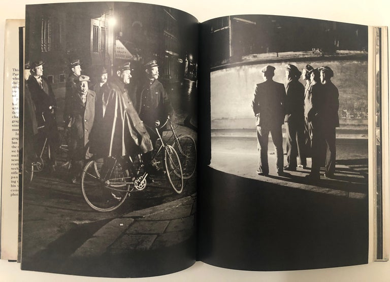 American Brassai, the Secret Paris of the 1930s, Signed For Sale