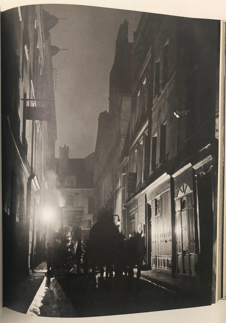 Brassai, the Secret Paris of the 1930s, Signed In Good Condition For Sale In Kingsdown, Kent