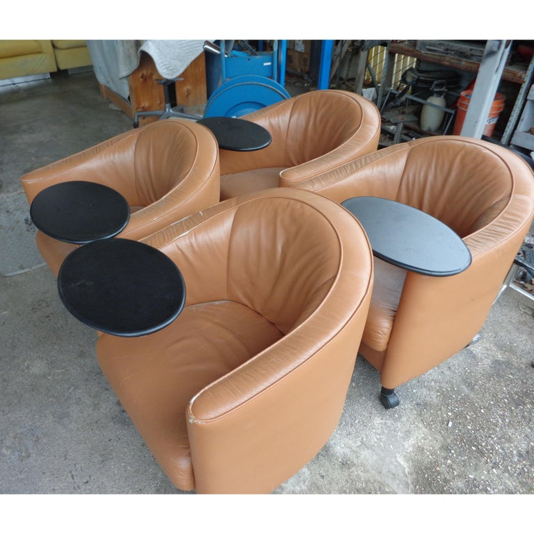 North American Brayton Reception or Residential Lounge Chairs For Sale