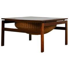 Brazilian Coffee Table, 1960s