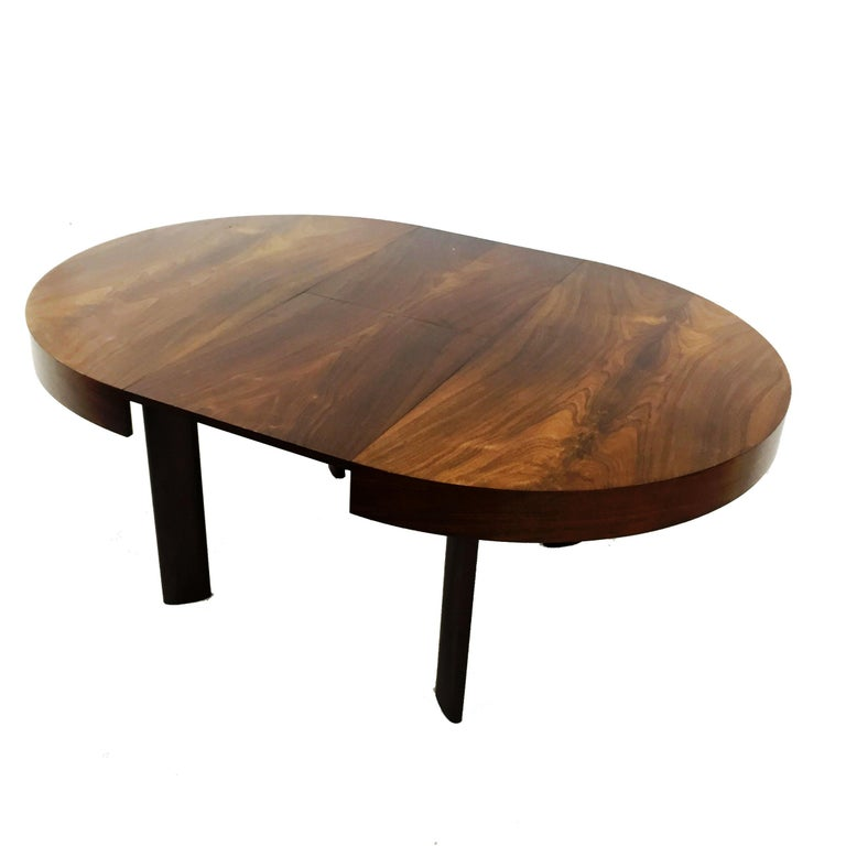 Brazilian Dinner Table in Rosewood For Sale