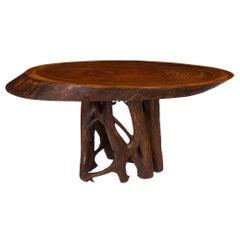 Brazilian Jacaranda Wood Table