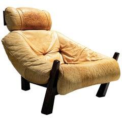 Brazilian Lounge Chair by Gerard Van Den Berg for Montis, Netherlands, 1970s