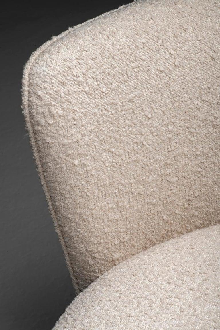 Brazilian Lounge Chair by Juliana Lima Vasconcellos and Matheus Barreto For Sale 2