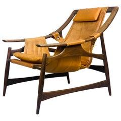 Brazilian Lounge Chairs by Liceu de Artes e Officios