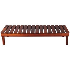 Brazilian Rosewood Bench