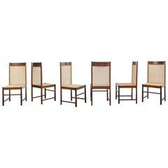 Brazilian Rosewood Chairs by FAI 'Fatima Arquitetura Interiores', Midcentury