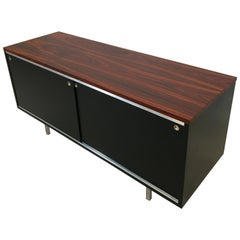 Brazilian Rosewood Credenza by George Nelson
