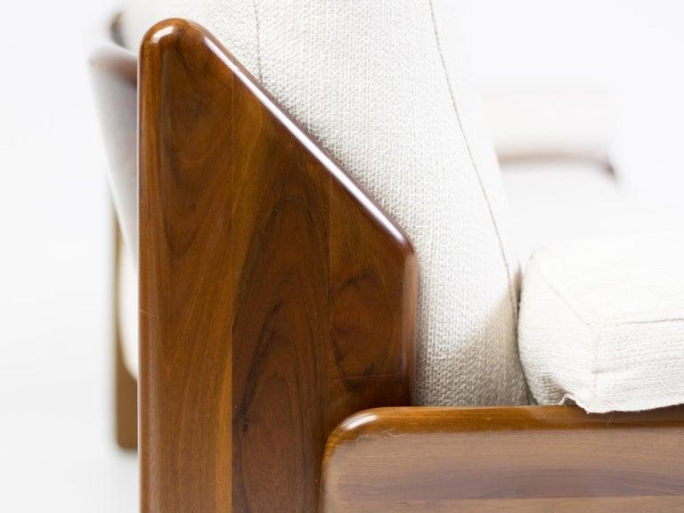 Brazilian Rosewood Living Room Set For Sale 11