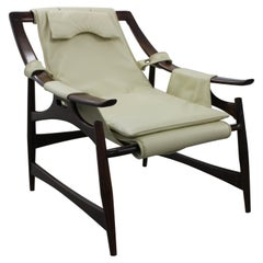 Brazilian Rosewood Lounge Chairs by Liceu de Artes e Officios, Midcentury