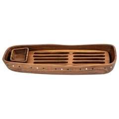 Bread Tray from the Pok Collection in Walnut