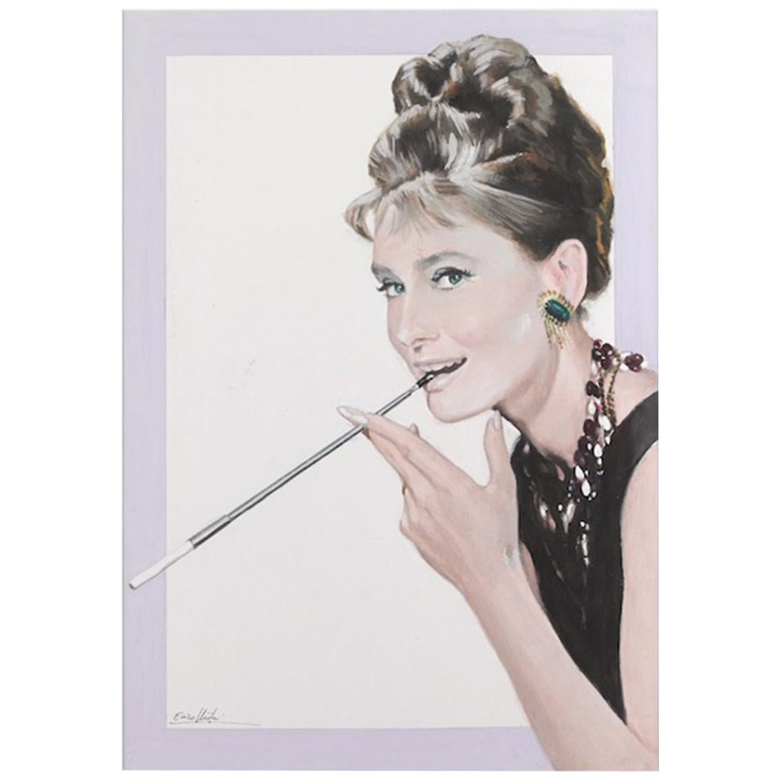 Breakfast at Tiffany's '1961' Poster