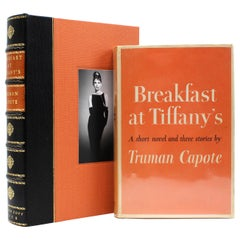 Breakfast at Tiffany's A Short Novel and Three Stories, Signed by Truman Capote