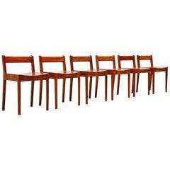 Breakfast Chairs by Plyfa Denmark, 1960