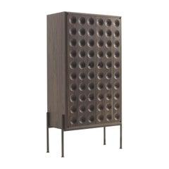 Breathe Walnut Cabinet