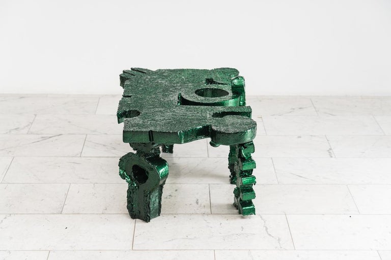 Brecht Wright Gander, Ode to the Wrong Angle Table, USA In New Condition For Sale In New York, NY