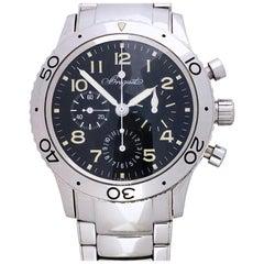 Breguet Aeronavale Type XX Steel Chronograph Automatic Wristwatch