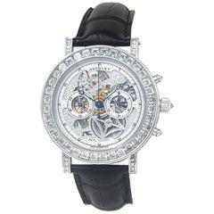 Breguet Classique 18 Karat White Gold Men's Watch Manual 5238BB/10/9V6.DD00