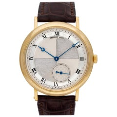 Breguet Classique 5140 BA/12/9w6, Silver Dial, Certified and Warranty