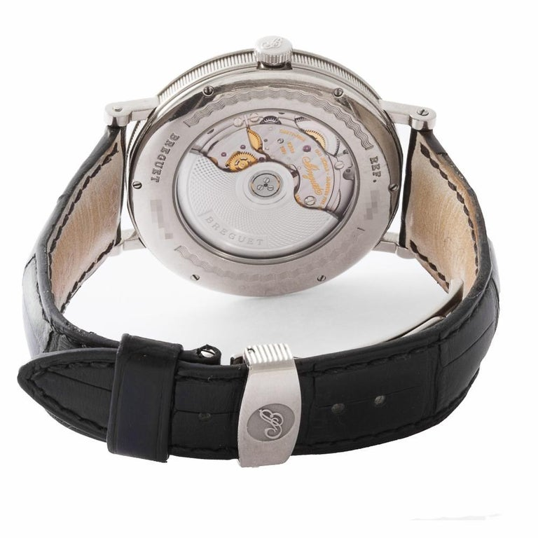 Women's Breguet Classique 5207BA129V6, Silver Dial, Certified and Warranty For Sale