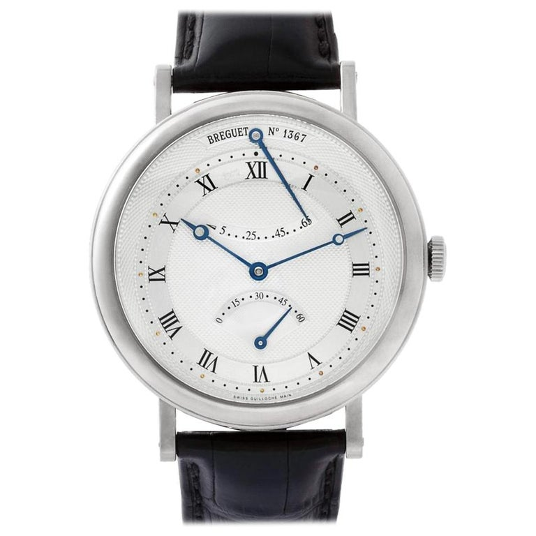 Breguet Classique 5207BA129V6, Silver Dial, Certified and Warranty For Sale