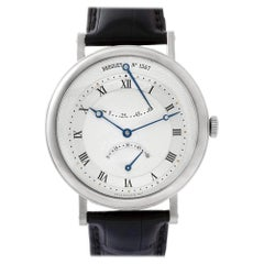Breguet Classique 5207BA129V6, Silver Dial, Certified and Warranty
