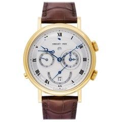 Breguet Classique 5707BA/12/9V6, Silver Dial, Certified and Warranty