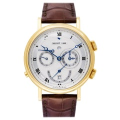 Breguet Classique 5707BA/12/9V6, Case, Certified and Warranty