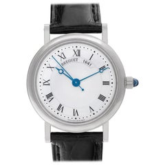 Breguet Classique 8067, White Dial, Certified and Warranty