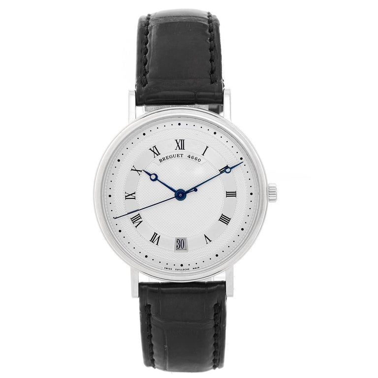 Breguet White gold Classique Automatic Wristwatch
