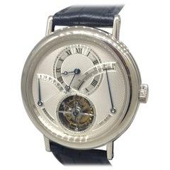 Breguet Classique Complications Toubillon Power Reserve Mens Watch 3657pt/12/9v6