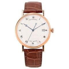 Breguet Classique Men's Automatic Watch in Rose Gold