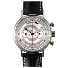 Breguet Classique Men's Manual Wind Chronograph Watch 5247BB/12/9V6
