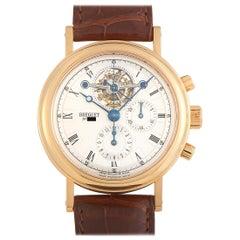 Breguet Classique Tourbillon Chronograph Watch 3577BR/9V6