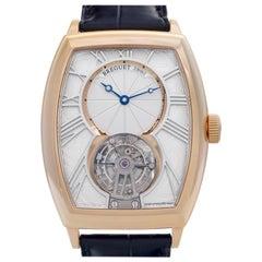 Breguet Heritage 5497BR129V6 18 Karat Rose Gold Manual Watch