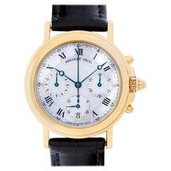 Breguet Horloger de la Marine 3460BA/12/996 18 Karat Auto Watch