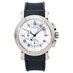 Breguet Marine 5827, Silver Dial, Certified and Warranty