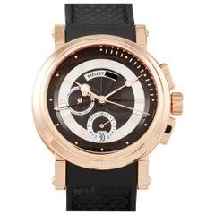 Breguet Marine Chronograph Watch 5827BRZ29Z8