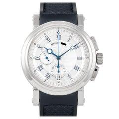 Breguet Marine Royal Chronograph Stainless Steel Watch 5827BB/12/5ZU