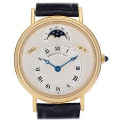 Breguet Quantième 3337ba/1e/986 18 Karat Cream Dial Automatic Watch
