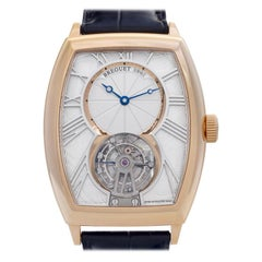 Breguet, Silver Dial, Certified and Warranty