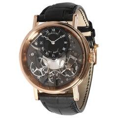 Breguet Tradition 7057BR/G9/9W6 Men's Watch in 18 Karat Rose Gold