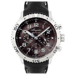 Breguet Transatlantique XXL Flyback Gents Wristwatch