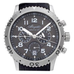 Breguet Type XXI 3810, Brown Dial, Certified and Warranty