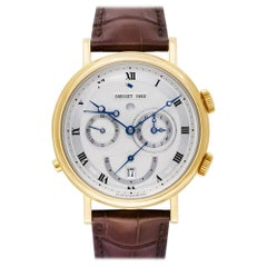 Breguet, White Dial, Certified and Warranty